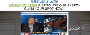 ¿El sistema de efectivo de Freedom te liberará? Probablemente No & # 8230;