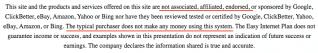 Advertencia de estafa: Bobbie Robinson & # 8217; s & # 8220; Quick Profit Solutions & # 8221; Es falso