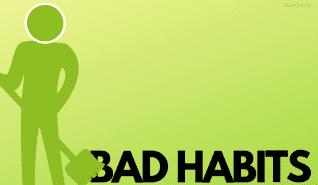 ¿Cómo romper los malos hábitos? 5 consejos fáciles de segui