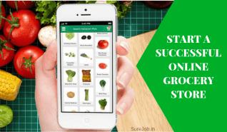 Comience su propio negocio de tienda de comestibles en línea con esta guía