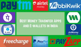 Las 10 mejores aplicaciones de transferencia de dinero en línea & # 038; Carteras electrónicas en la India