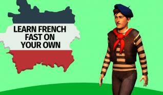 Cómo aprender francés por tu cuenta (en solo 30 días)