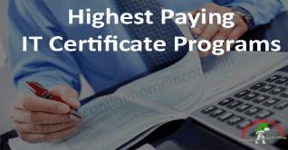 Los 17 programas de certificación de TI con el mayor pago en el año 2019