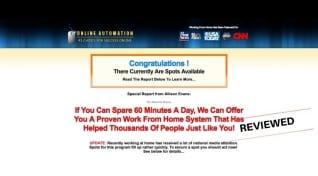 ¿Es la automatización en línea un sistema fraudulento o una forma legítima de ganar dinero en línea?