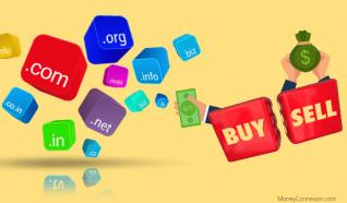 Cambio de dominio & # 8211; Ganar dinero con la compra de dominio & # 038; De venta