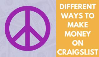 ¿Cómo hacer dinero con Craigslist? 5 maneras excelentes