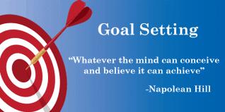 Excelente guía para establecer metas con formas de alcanzar metas