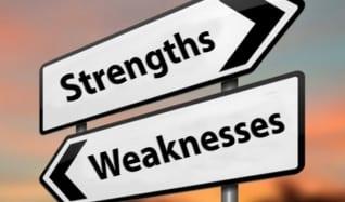 ¿Cuáles son tus fortalezasy debilidades? ¿Como lidiar con ellos?