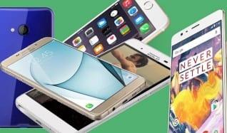 Los mejores teléfonos móviles menores de 30000 en la India