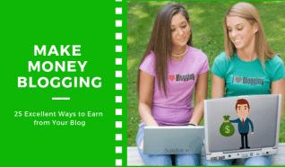 25 grandes maneras de hacer dinero blogueando en 2019