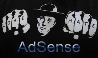 5 cosas que amo y odio sobre el programa Google Adsens