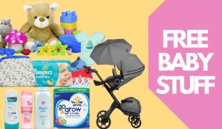 43 formas de obtener cosas gratis para bebés en línea y fuera de línea