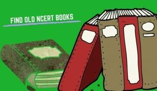 ¿Cómo encontrar todos los libros antiguos de NCERT en línea?