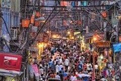 Chandin Chowk Delhi