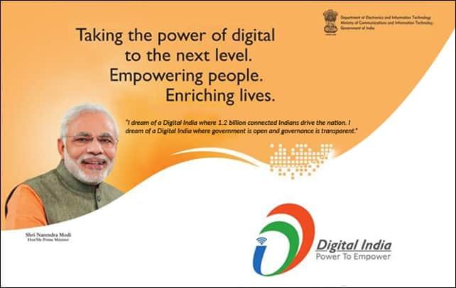Digital - India