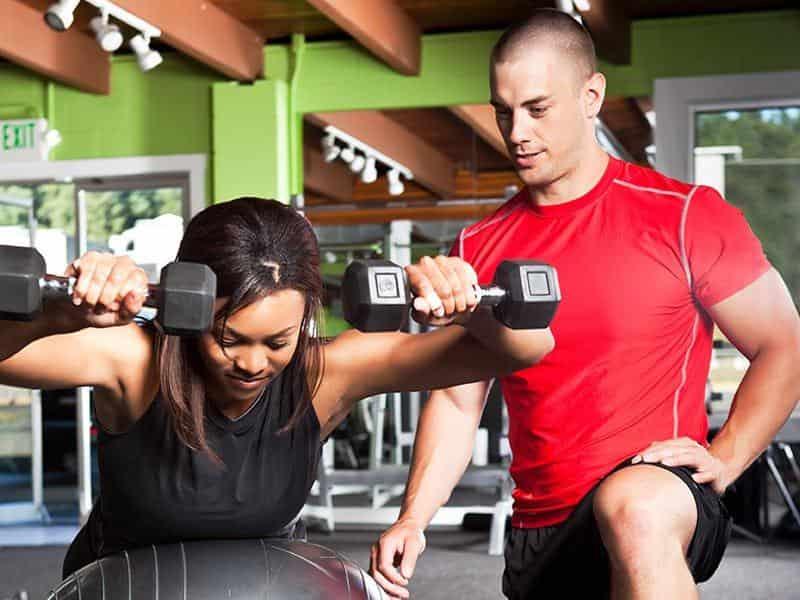 Carrera en Fitness