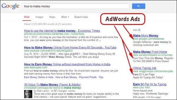 adwords ads demo