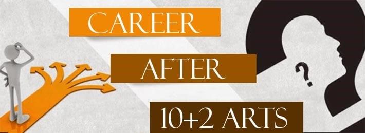 career after 10+2 arts