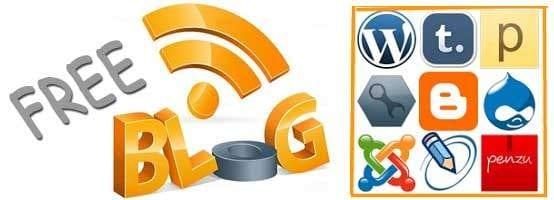 free blog sites