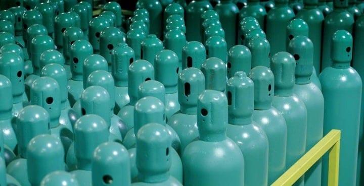 negocio de gases industriales