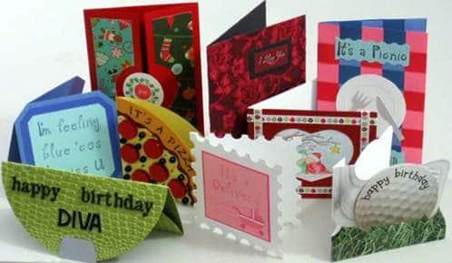 make a greeting card