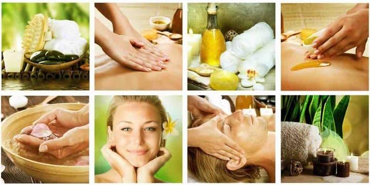 idea de negocio de masaje y spa