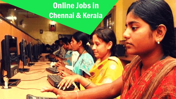 online jobs in chennai