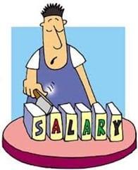 salary problem