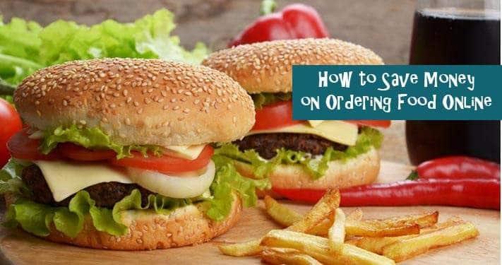 save money online food
