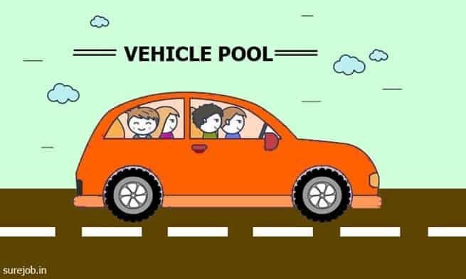 vehicle pool