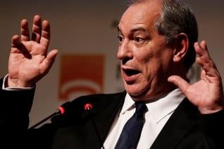 : Ciro defiende que los bancos financien deuda para brasileño salir del SPC