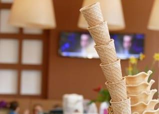 Dónde comprar casquinha de helado: Precio al por mayor!