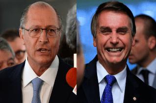 : Alckmin comienza campaña atacando a Bolsonaro