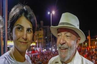 : Lula veta la indicación de Manuela como vicepresident