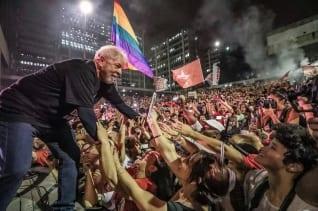 : Lula lidera en todos los escenarios
