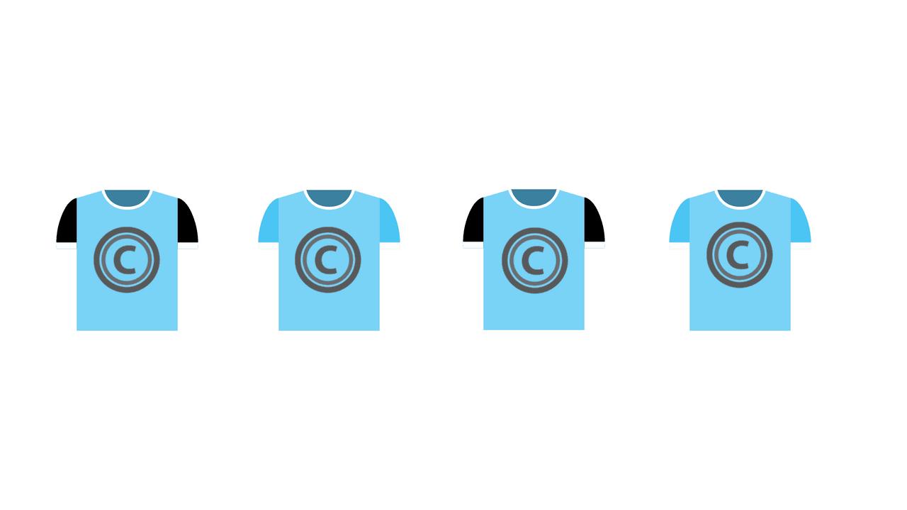 Derechos de autor: cómo utilizar personajes famosos en sus productos