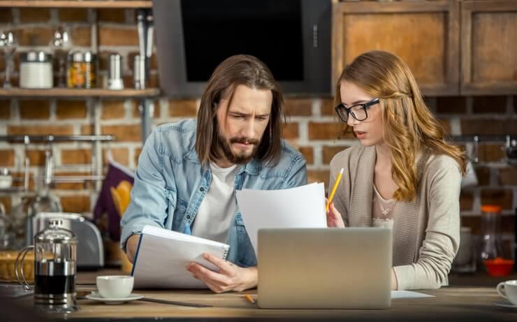 🎖▷ Lista de gastos comunes mensuales del hogar