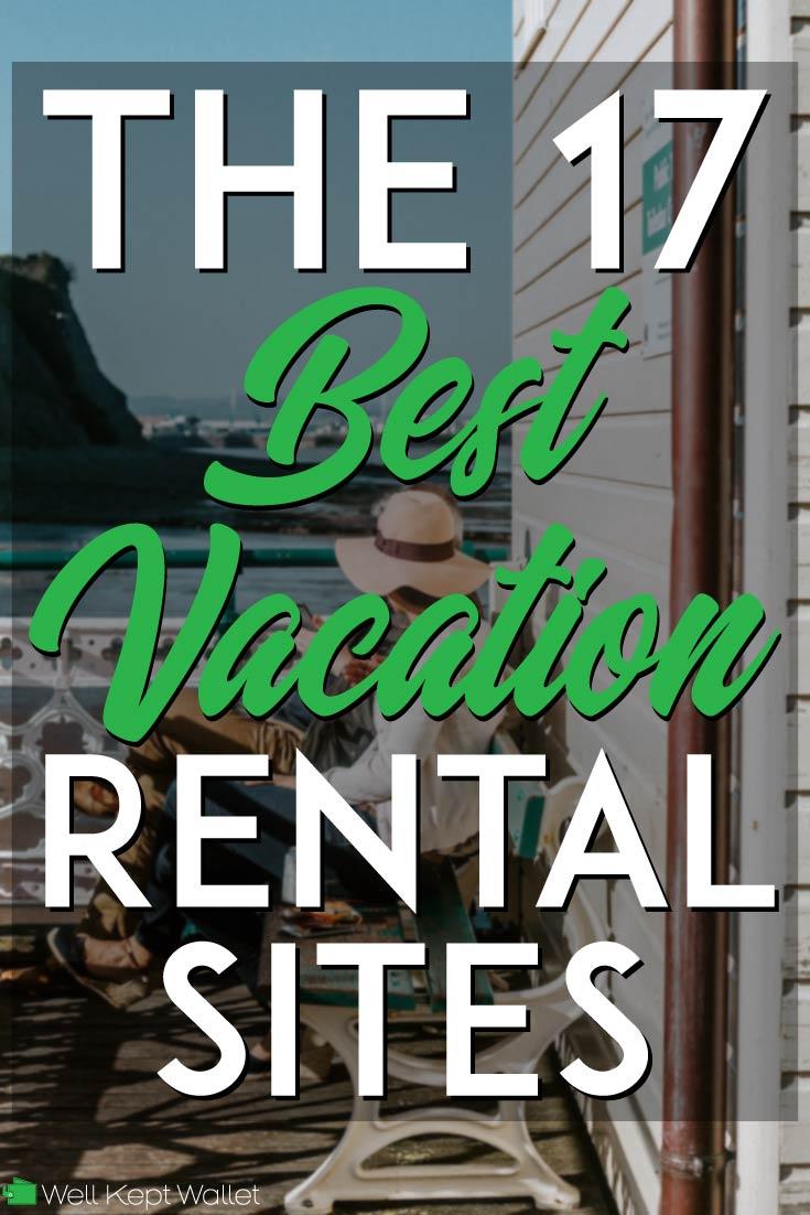 Los mejores sitios de alquiler de vacaciones en Pinterest.