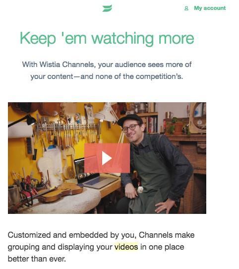 video marketing por correo electrónico