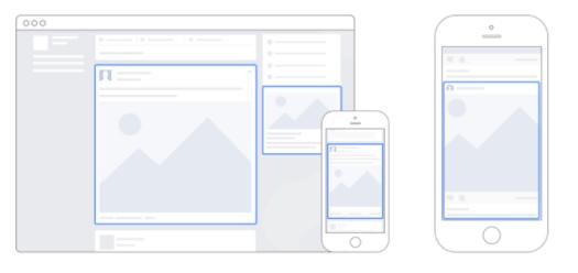 Opciones de colocación de anuncios de Facebook alternativas a las noticias