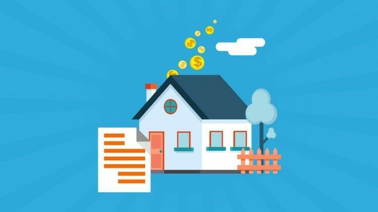 ideas de ingresos pasivos de bienes raíces