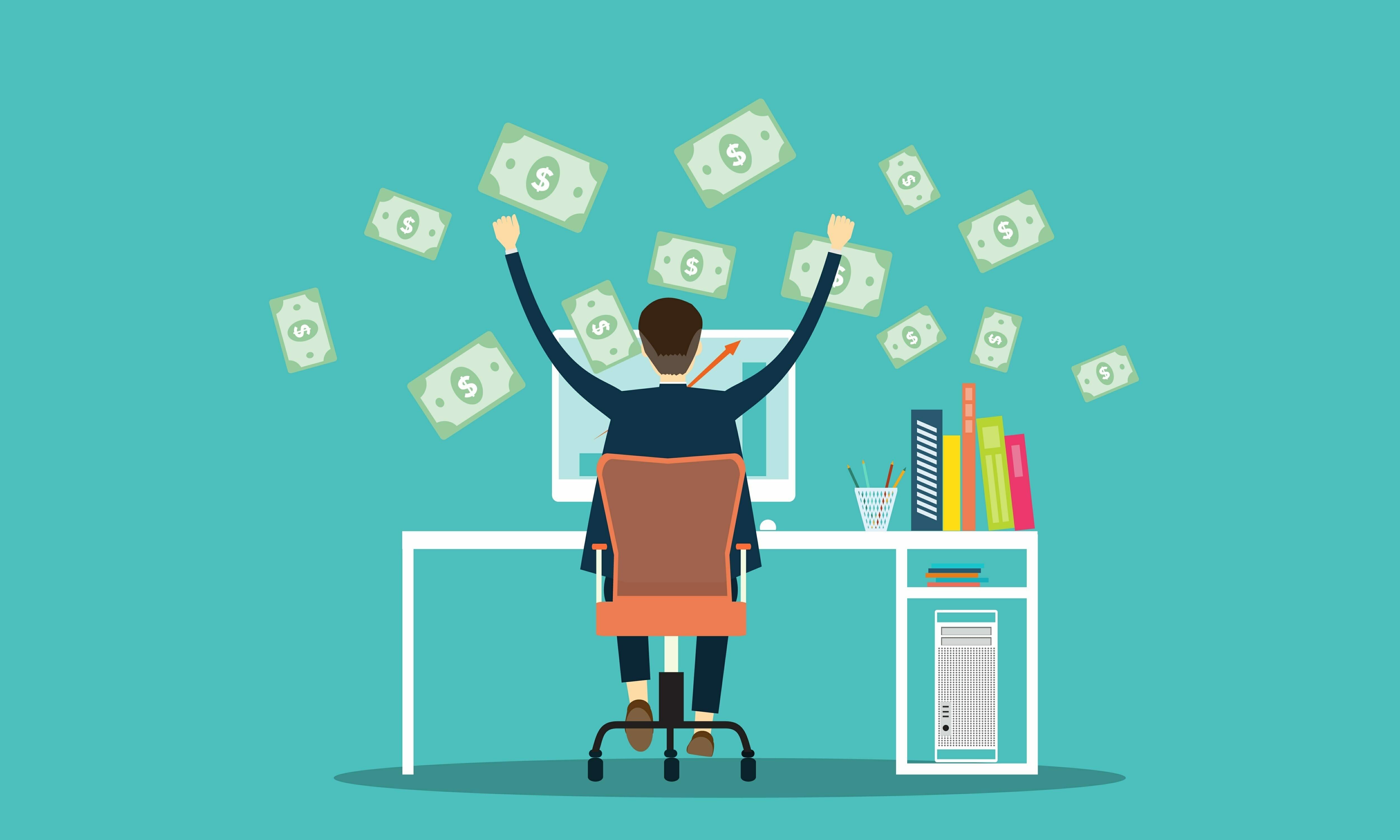 ideas de ingresos pasivos negocios en línea