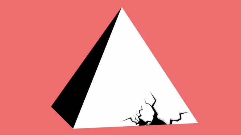 esquema piramidal de ideas de ingresos pasivos