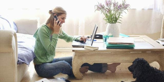 trabajo desde casa empleo asistente virtual