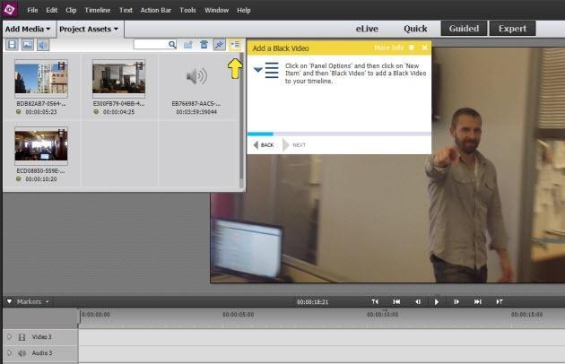 El mejor software de edición de video para principiantes Adobe 2