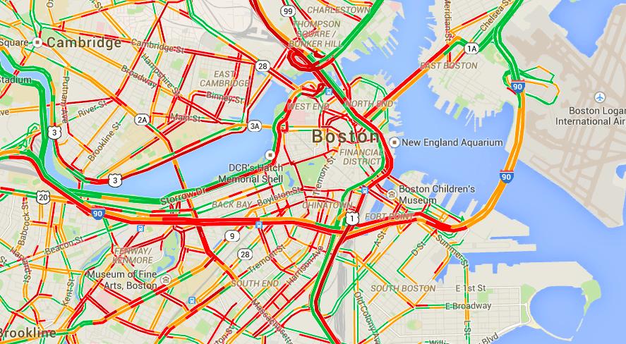 Google Fred Update Boston