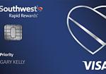 Tarjeta de crédito prioritaria Southwest Rapid Rewards