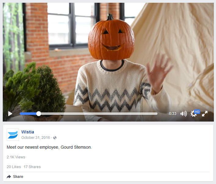 ideas de video de marketing navideño