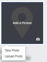 subir foto de perfil de facebook