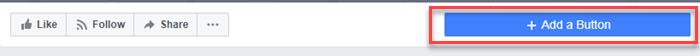 agregar un botón a tu página de Facebook